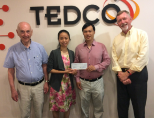 Nanobiofab Received Pre-Seed Investment From TEDCO's Rural Business Innovation Initiative